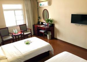 GreenTree Inn Hainan Haikou Guomao Business Hotel, Hotel  Haikou - big - 58