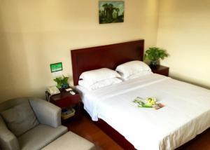 GreenTree Inn Hainan Haikou Guomao Business Hotel, Hotel  Haikou - big - 57