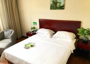 GreenTree Inn Hainan Haikou Guomao Business Hotel, Hotel  Haikou - big - 56