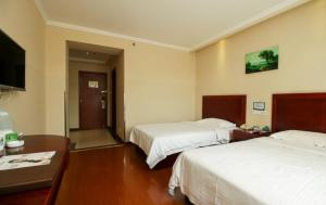 GreenTree Inn Hainan Haikou Guomao Business Hotel, Hotel  Haikou - big - 10