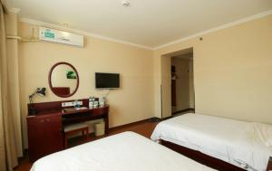 GreenTree Inn Hainan Haikou Guomao Business Hotel, Hotel  Haikou - big - 9