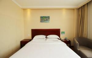 GreenTree Inn Hainan Haikou Guomao Business Hotel, Hotel  Haikou - big - 23