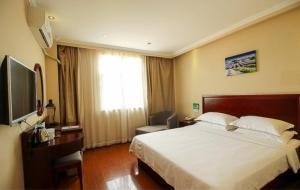 GreenTree Inn Hainan Haikou Guomao Business Hotel, Hotel  Haikou - big - 22