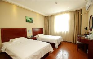 GreenTree Inn Hainan Haikou Guomao Business Hotel, Hotel  Haikou - big - 19