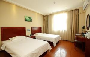 GreenTree Inn Hainan Haikou Guomao Business Hotel, Hotel  Haikou - big - 18