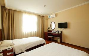 GreenTree Inn Hainan Haikou Guomao Business Hotel, Hotel  Haikou - big - 16