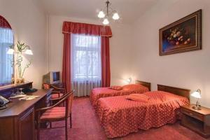 Clarion Grandhotel Zlaty Lev, Szállodák  Liberec - big - 2
