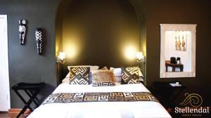 Chambre de Luxe Lits Jumeaux - Coucher de Soleil Africain