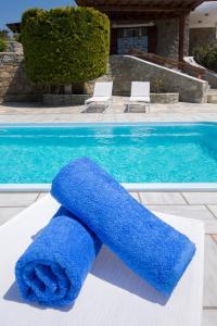 Delia Paradise Luxury Villas, Ville  Città di Mykonos - big - 79