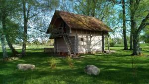 Brīvdienu māja Bienes, Дома для отпуска  Сабиле - big - 36