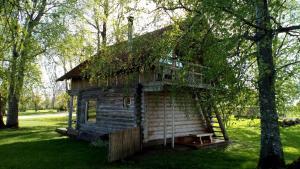 Brīvdienu māja Bienes, Дома для отпуска  Сабиле - big - 37