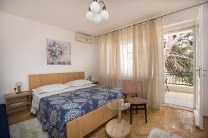 Apartments Staničić, Apartmány  Brela - big - 119