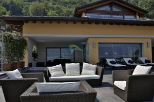Villa Navalia, Villas  Menaggio - big - 7