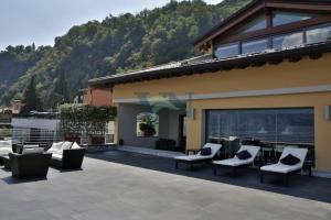 Villa Navalia, Villas  Menaggio - big - 5