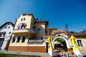 Hotel Conacul Salonti, Отели  Sebeş - big - 1