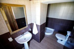 Hotel Conacul Salonti, Отели  Sebeş - big - 15