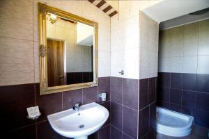 Hotel Conacul Salonti, Отели  Sebeş - big - 17
