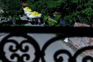 Hotel Conacul Salonti, Отели  Sebeş - big - 28