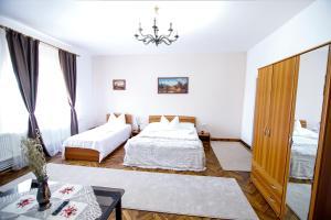 Hotel Conacul Salonti, Отели  Sebeş - big - 42