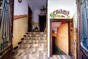 Hotel Conacul Salonti, Отели  Sebeş - big - 76