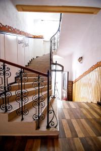 Hotel Conacul Salonti, Отели  Sebeş - big - 64