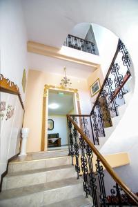 Hotel Conacul Salonti, Отели  Sebeş - big - 62