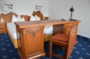 Hotel Rheinischer Hof, Отели  Гармиш-Партенкирхен - big - 3