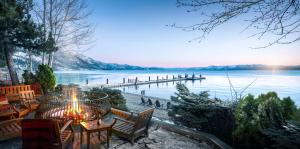 Hyatt Residence Club Lake Tahoe, High Sierra Lodge, Resorts  Incline Village - big - 19