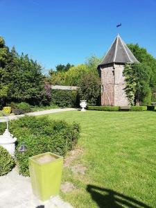 La Cour d'Hortense, Bed & Breakfast  Sailly-Flibeaucourt - big - 142