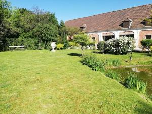 La Cour d'Hortense, Bed and breakfasts  Sailly-Flibeaucourt - big - 136