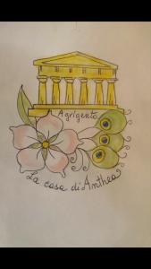 La Casa di Anthea, Bed & Breakfasts  Agrigent - big - 1
