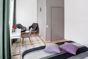 Apart Hotel Code 10, Apartmanhotelek  Lviv - big - 3