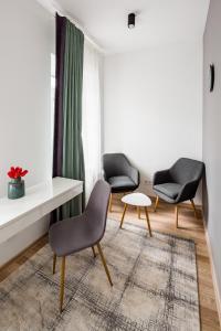 Apart Hotel Code 10, Apartmanhotelek  Lviv - big - 4