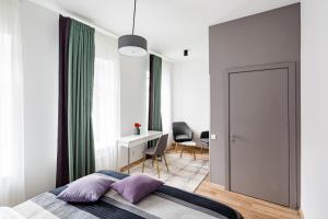 Apart Hotel Code 10, Apartmanhotelek  Lviv - big - 5