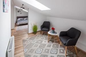 Apart Hotel Code 10, Apartmanhotelek  Lviv - big - 8