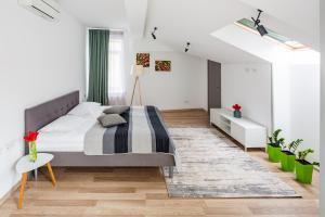 Apart Hotel Code 10, Apartmanhotelek  Lviv - big - 9