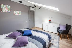 Apart Hotel Code 10, Apartmanhotelek  Lviv - big - 14
