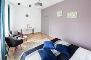 Apart Hotel Code 10, Residence  Leopoli - big - 19