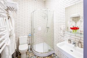 Apart Hotel Code 10, Apartmanhotelek  Lviv - big - 20