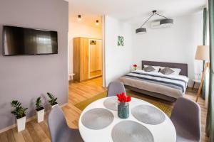 Apart Hotel Code 10, Apartmanhotelek  Lviv - big - 22
