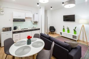 Apart Hotel Code 10, Residence  Leopoli - big - 25