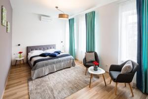 Apart Hotel Code 10, Apartmanhotelek  Lviv - big - 29