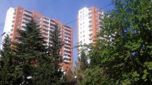 жилои корпус, Apartmanok  Tbiliszi - big - 35