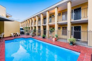 Scotty's Motel, Мотели  Аделаида - big - 22