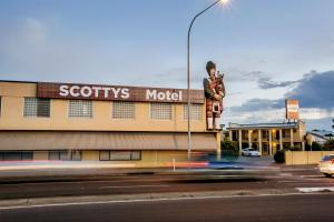 Scotty's Motel, Motely  Adelaide - big - 1