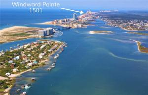 Windward Pointe 1501, Apartmány  Orange Beach - big - 37
