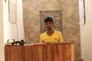 Gokulam Residency, Лоджи  Кумбаконам - big - 17