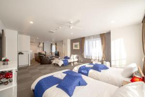 Condominium Panoramique Motomachi, Apartments  Hakodate - big - 50