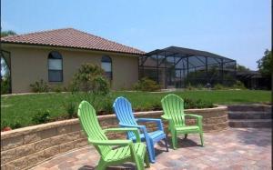 Villa Aurora - SE Cape, Prázdninové domy  Cape Coral - big - 2