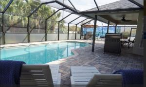 Cabana Del Sol - SW Cape Coral, Holiday homes  Cape Coral - big - 7